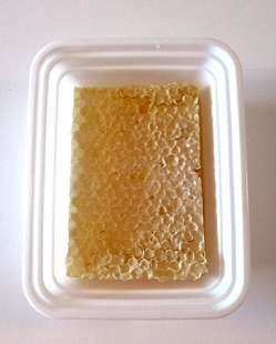 Comb Honey - Star Thistle