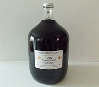 Propolis Extract - Tincture - 75% - 1 Gallon - 128 oz.