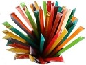 Honey Stix Variety Pack - Pick 10 Choices - 100 Total Sticks