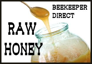 Raw Honey Banner