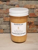 Creamed Goldenrod Honey - 12 oz.