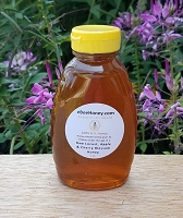 1 lb. Raw Locust Honey with Apple Blossom and Cherry Blossom
