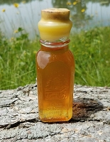 4 oz. Muth Jar - Orange Blossom Honey Favor
