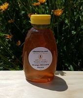 1 lb. Orange Blossom Honey
