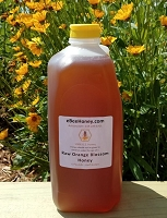 6 lbs. Raw Orange Blossom Honey