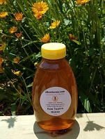 1 lb. Raw Tupelo Honey