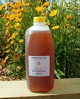 6 lbs. Raw Wildflower Honey