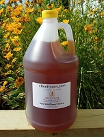 1 Gallon Raw Wildflower Honey 12 lbs