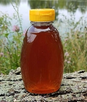 1 Pound Wildflower Honey Favor