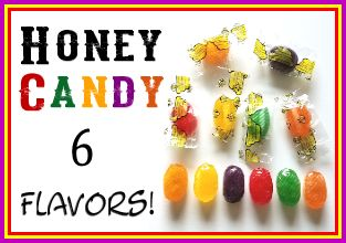 Honey Candy Banner