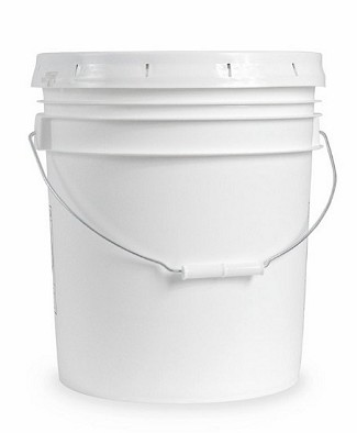 5 Gallon Bucket Star Thistle Honey --- 60 lbs