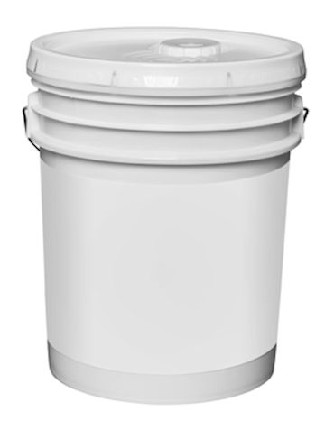 5 Gallon Bucket Raw Clover Honey - 60 pounds