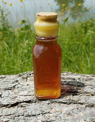 4 oz. Muth Jar - Wildflower Honey Favor